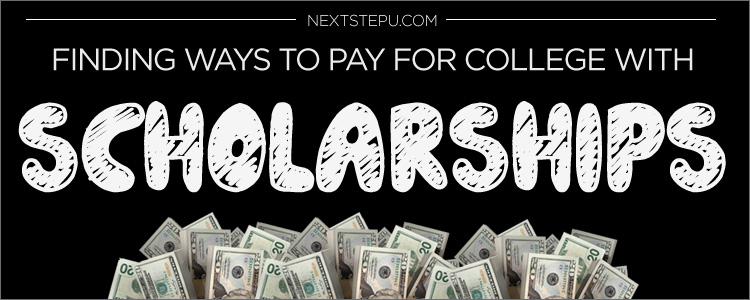 How can I get scholarship money for college?