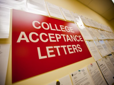 College Acceptance Letters  Nextstepu